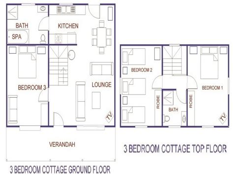 cottage home plans small small cottage house plans 3 bedroom cottage house plans