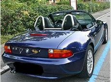 BMW Z3 Wind Deflector to fit Dual Chrome Roll Bars Clear