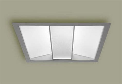recessed fluorescent light fixtures as drop ceiling