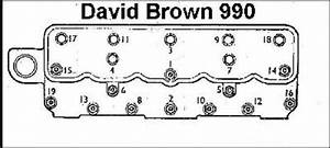 old memorabilia yesterday39s tractors With case david brown 885 tractor david brown 990 wiring diagram case david