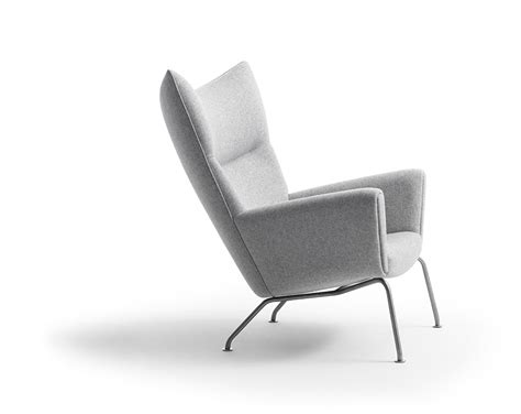 a lounge chair by carl hansen hayinstyle