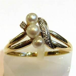 Bijoux Anciens Occasion : perles bague or perles diamants 910 bijou d 39 occasion bijoux anciens paris or ~ Maxctalentgroup.com Avis de Voitures