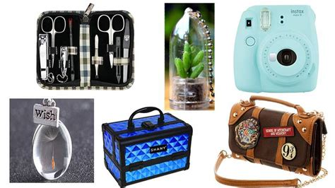 top 10 best birthday gifts for teenage girls of 2018