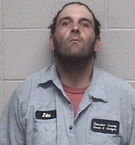 cherokee county employee arrested forsyth alleged construction