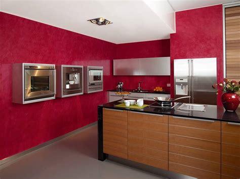 video decorando la cocina  el color rojo