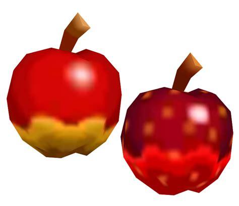 Animal Crossing New Leaf Apple
