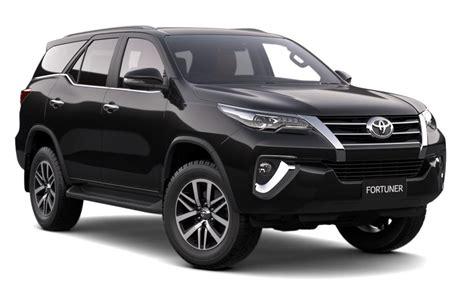 Toyota Fortuner Crusade 2017