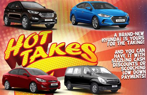 Brand New Car Price Philippines by Chevrolet Hyundai Honda Philippines Bring New Promos