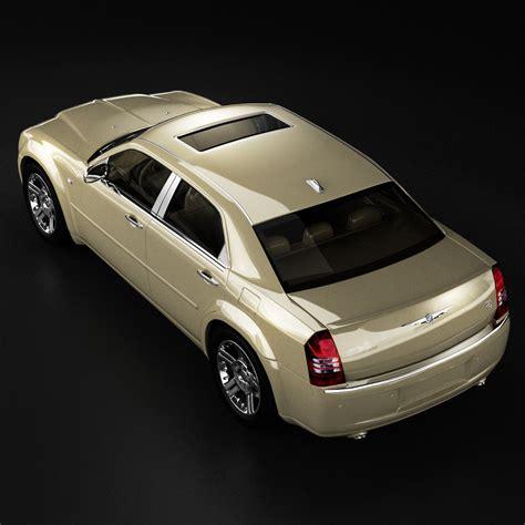 Chrysler 300 Models by Chrysler 300 3d Model Max Obj 3ds Fbx Cgtrader