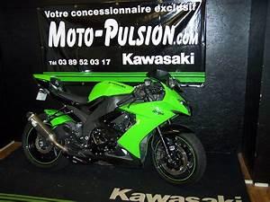 Concessionnaire Moto Occasion : kawasaki zx10 r sportive occasion moto pulsion concessionnaire moto exclusif kawasaki en ~ Medecine-chirurgie-esthetiques.com Avis de Voitures