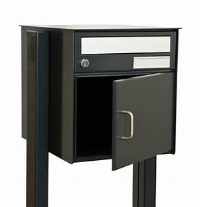 Briefkasten Freistehend Mit Hausnummer : briefkasten anthrazit freistehend briefkasten freistehend mit hausnummer anthrazit se5h ~ Sanjose-hotels-ca.com Haus und Dekorationen