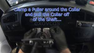 Vw A3  Golf    Jetta Ignition Switch Removal  U0026 Installation