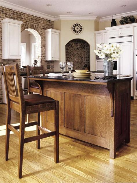 stickley kitchen island mission dining traditions at home