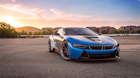 wallpaper vorsteiner vr e bmw i8 supercar sport cars