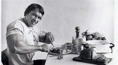 old school eats eat like arnold muscle fitness