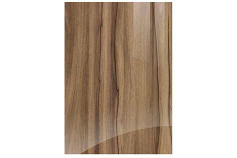 ultra high gloss noce marino kitchen doors