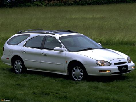 99 Ford Taurus by Ford Taurus Wagon Jp Spec 1fasp57 1996 99 Images 1600x1200