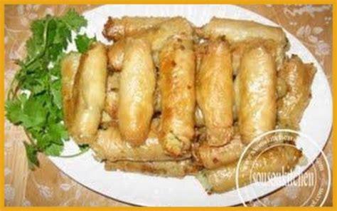 recette de cuisine choumicha rouleaux de p de terre choumicha cuisine marocaine