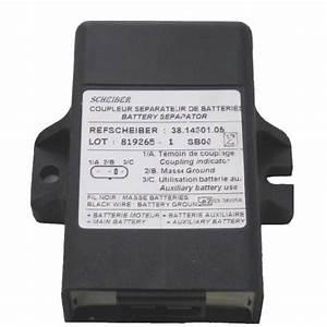 Coupleur Separateur Batterie Camping Car : scheiber coupleur s parateur batterie 12v pour caravane ~ Medecine-chirurgie-esthetiques.com Avis de Voitures