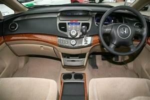 Honda Odyssey Interior Parts Diagram