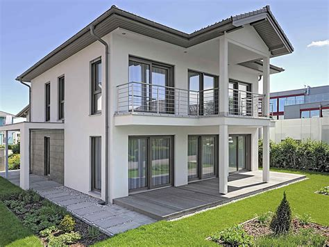 Fertighaus New Design V  Variohaus Fertigteilhäuser