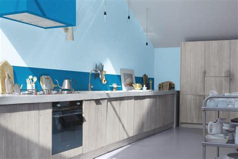 cuisine mur bleu idee deco couleur mur 5 pour la cuisine un bleu clair