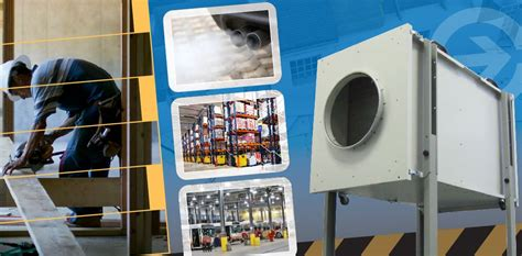 contractair printing graphic arts dust odor air filtration