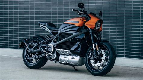 The Livewire Is Harley-davidson's First Electric