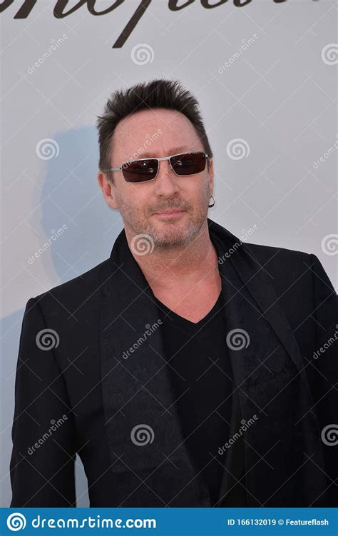 Julian Lennon editorial stock image. Image of talent ...