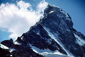 Summit Ridge Of The Matterhorn by Bart Edson
