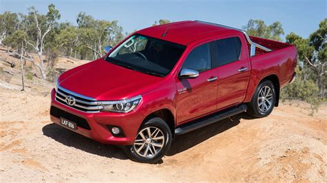 Toyota Car : 2016 Toyota Hilux Tuned For Australia, With Big Sales On