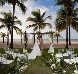 Experience An Enchanted Puerto Rico Beach Wedding On Isla
