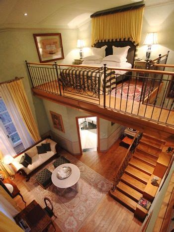 The Tiny House Bedroom by 29 Ultra Cozy Loft Bedroom Design Ideas Sortra