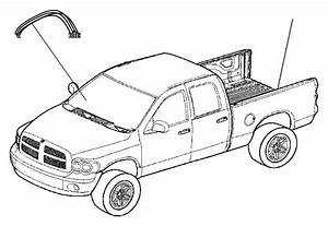 Ram 2500 Wiring Kit  Trailer Tow  Chassis  Electrical