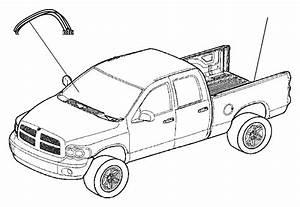 Ram 5500 Wiring Kit  Trailer Tow  Trailer Brake Jumper