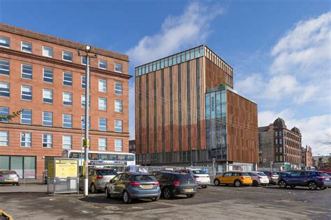 hotel bid glasgow grid spreads to st enoch s with 12 storey hotel