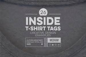 26 inside t shirt tags creative design examplesjpg 1552 With inside clothing labels