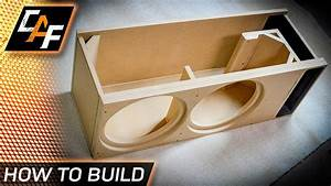 Build A Better Subwoofer Box