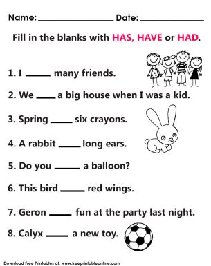 worksheet english lessons  kids learn