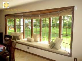 kitchen bay window decorating ideas kitchen bay window ideas gallery of diy bay window curtain rod for less than with kitchen bay
