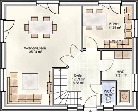 Moderne Häuser Bis 120 Qm by Landhaus Grundriss Mit Ca 130 Qm Wohnfl 228 Che Blohm Gmbh