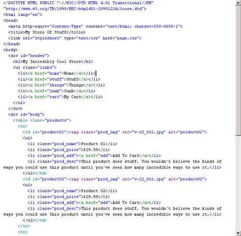 shopsite custom template tutorial design introduction