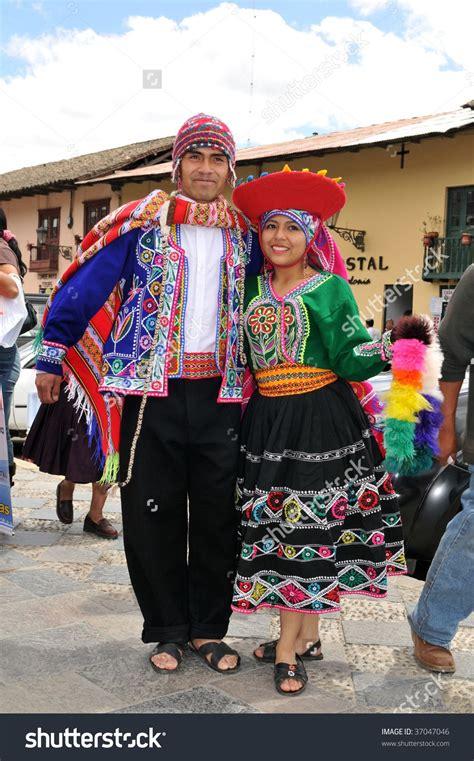 CUSCO PERU SEPTEMBER 5: Peruvian dancers in traditional