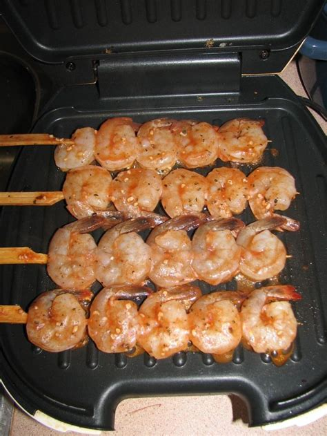 Shrimp On George Foreman Grill Recipes