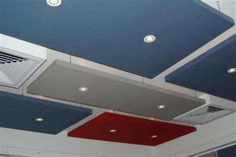 kumaş kaplı tavan paneli akustik tavan paneli