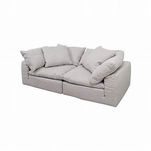 71 off restoration hardware restoration hardware the for Restoration hardware sectional sofa sale