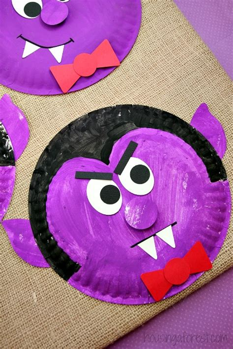 paper plate dracula housing a forest 863 | Paper Plate Dracula