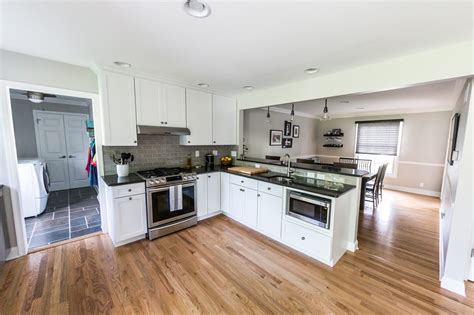 Modern Open Kitchen Design PROBuilders
