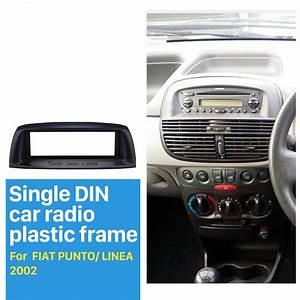 Fiat Punto Radio : deluxe 1din car radio fascia for 2002 fiat punto linea ~ Kayakingforconservation.com Haus und Dekorationen
