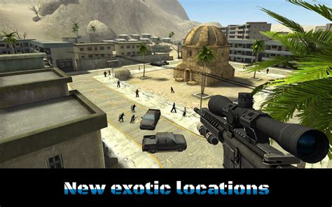 sniper ops 3d kill terror shooter es appstore para android